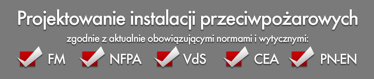 tryskacze.com.pl - projektowanie instalacji przeciwpożarowych